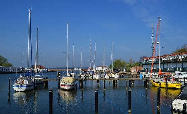 Karlshagen - Harbour