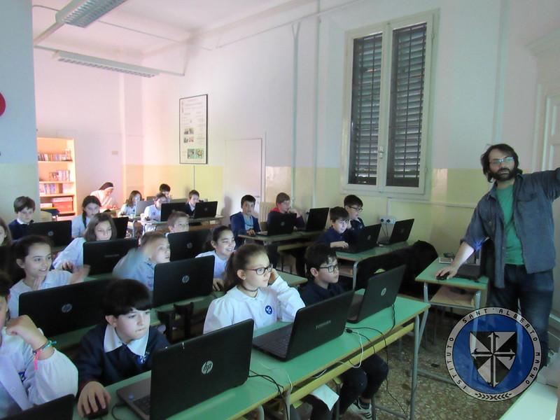 Lab di coding 2019 - primaria