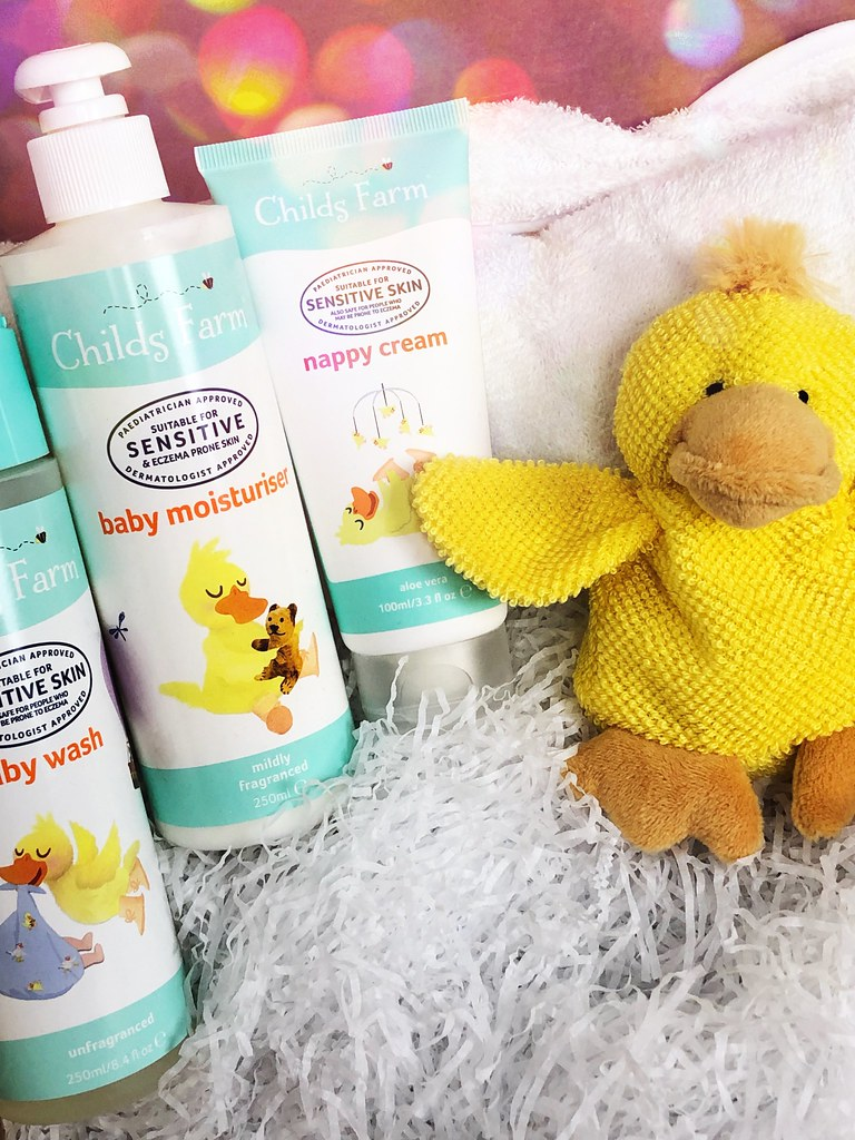 Baby Bath Time Gift Box - Intergifts - gift ideas