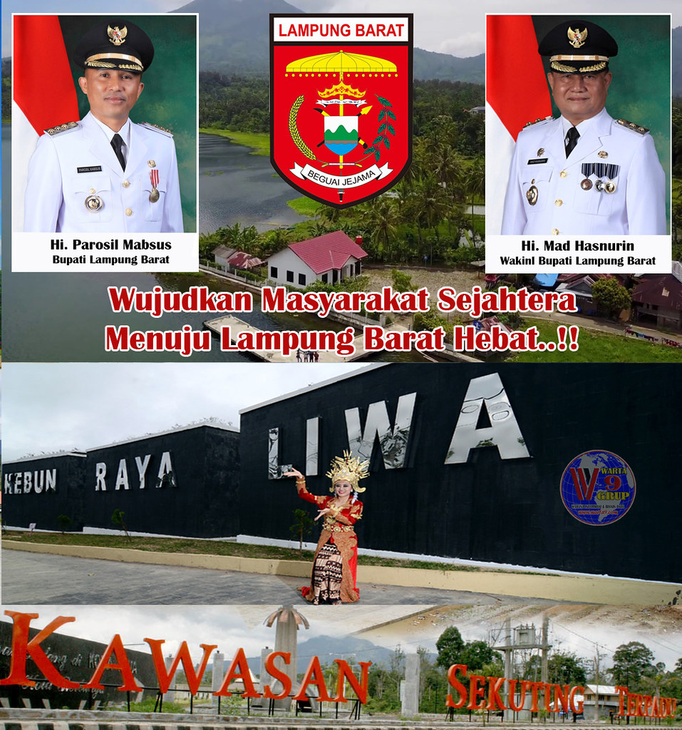 Wujudkan Masyarakat Lampung Barat Hebat dan Sejahtera dalam Pitu Program