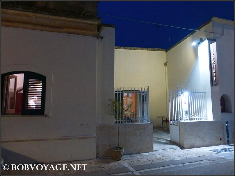 Oltregusto - Caprarica di Lecce