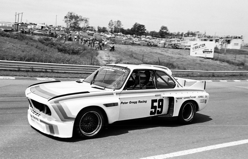 1976 Watkins Glen 6-Hour - Gregg/Haywood BMW | Peter Gregg ...