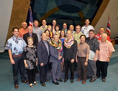 Hawaii State Senate Confirms DLIR Director Murakami and Deputy Director Hoshijo (May 12, 2019)