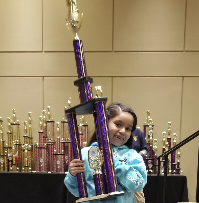 Girls National Chess Championship-Chicago