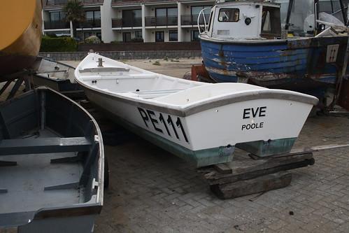 Fishing Boat PE111 EVE