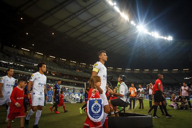Cruzeiro 1 x 2 Emelec 08/05/2019