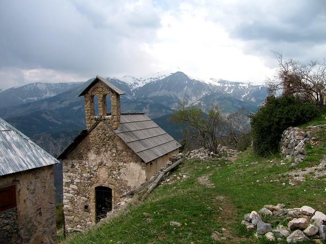 hameau d'Amen