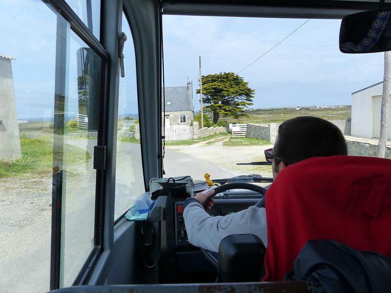 Reportage sur la transition électrique de Ouessant