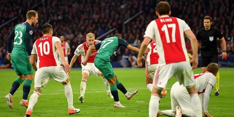 Hasil Pertandingan Ajax Amsterdam VS Tottenham Hotspur Skor 2-3