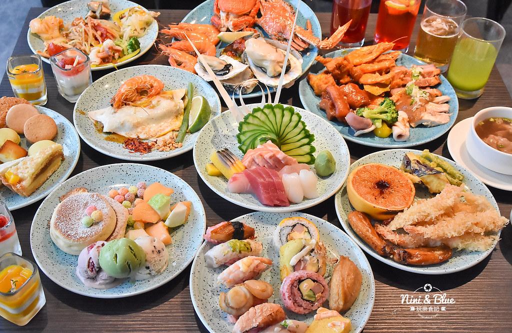 漢來海港 台中吃到飽  buffet 自助百匯  聚餐餐廳30