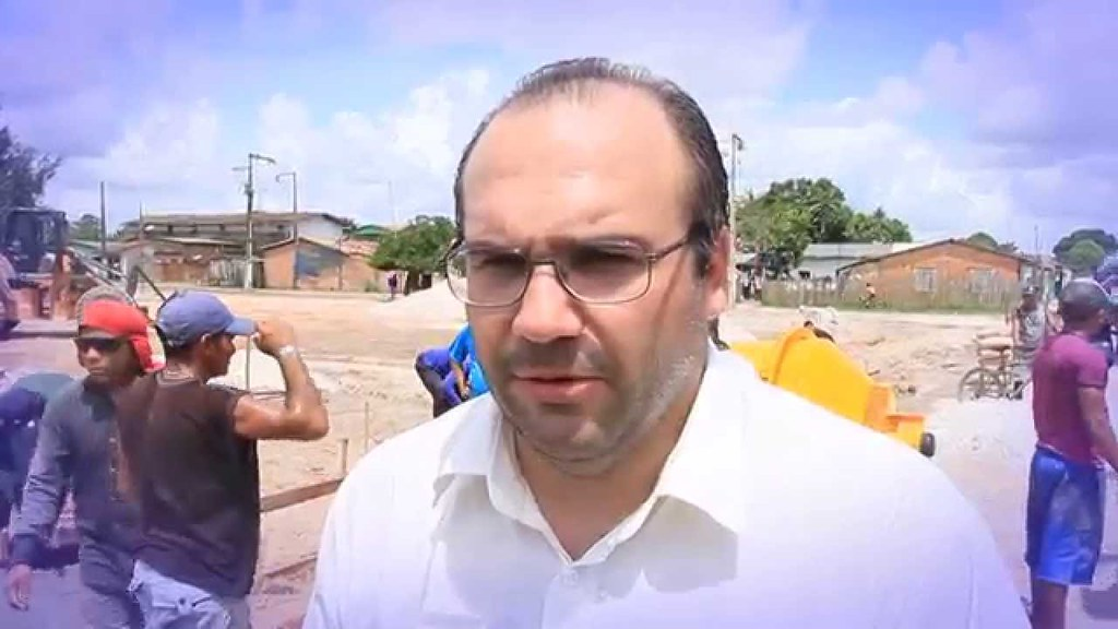 Bens do prefeito de Marituba e mais 7 são bloqueados por fraude de licitação escolar, Mário Filho, prefeito de Marituba