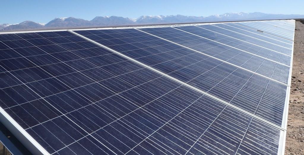 2019-05-09 PRENSA: Inauguración Planta Solar Guañizuil 1