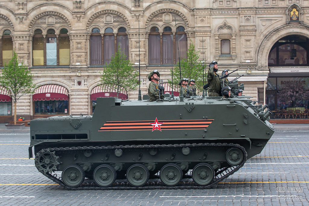 Victory Day Military Parades in Moscow (2010-Present) - Page 2 32869972227_518e453c7d_b