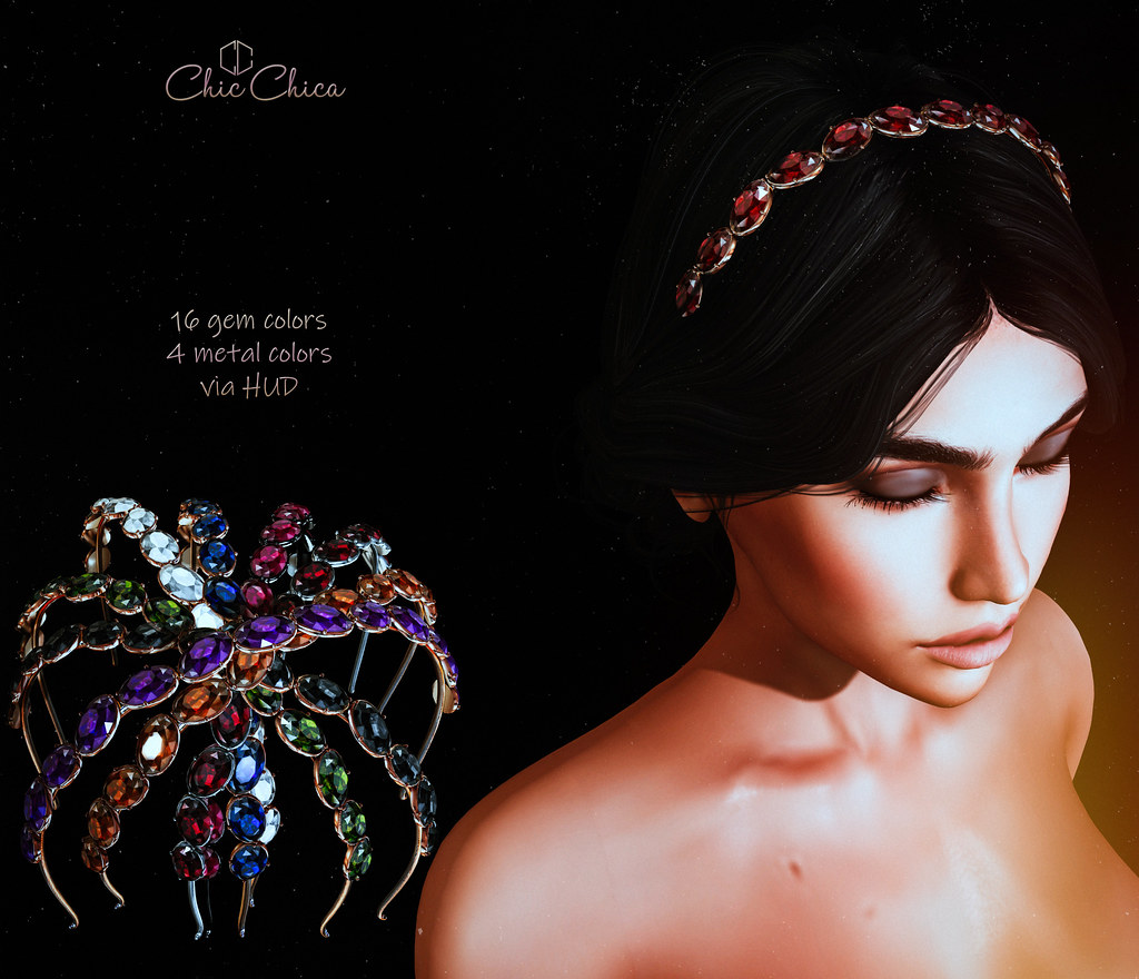 Deren headband by ChicChica @ Salon25
