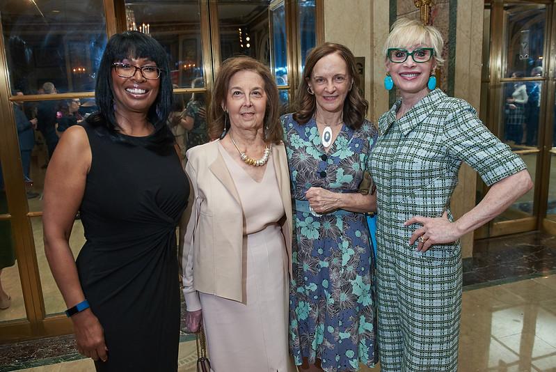 Brenda Blackmon, Jennie DeScherer, Heidi Fiske, Carol Weisman