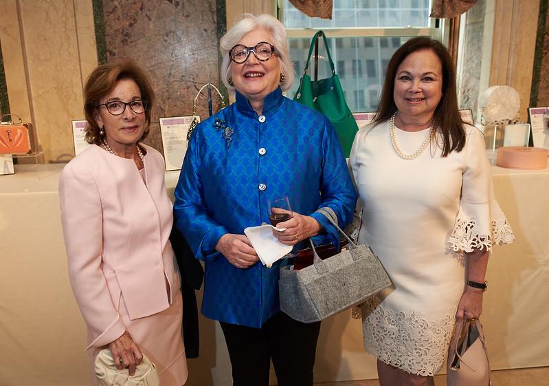Susan Wylin, Carolyn McDonald, Marla Nissan