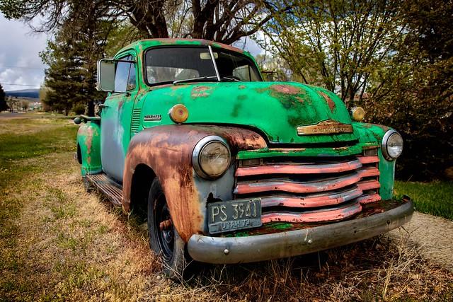 Panguitch Truck