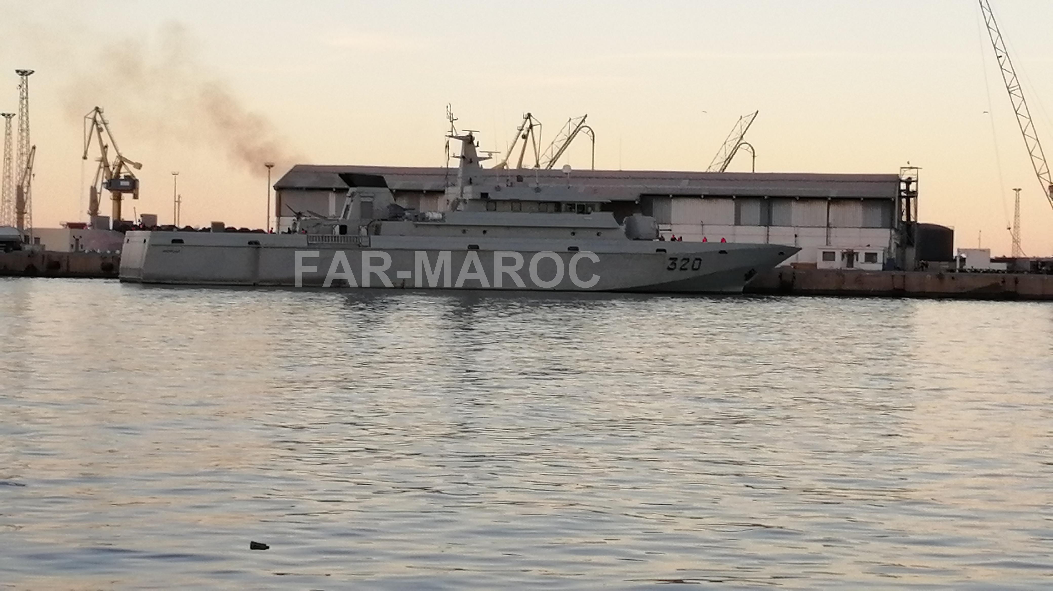 Royal Moroccan Navy Patrol Boats / Patrouilleurs de la Marine Marocaine - Page 14 32870828867_c2b310e9ab_o