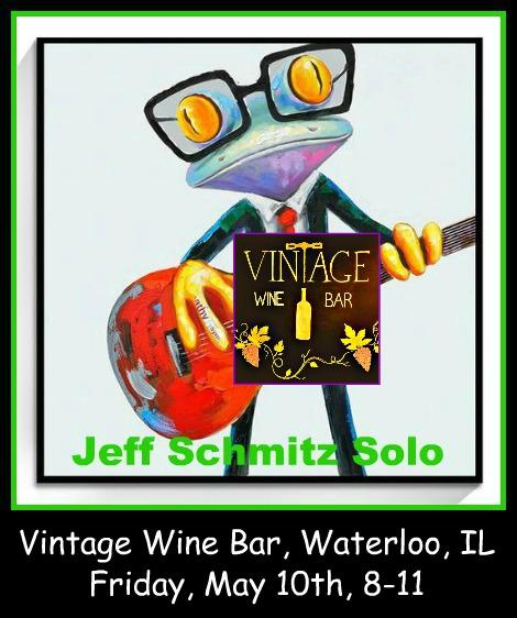 Jeff Schmitz Solo 5-10-19