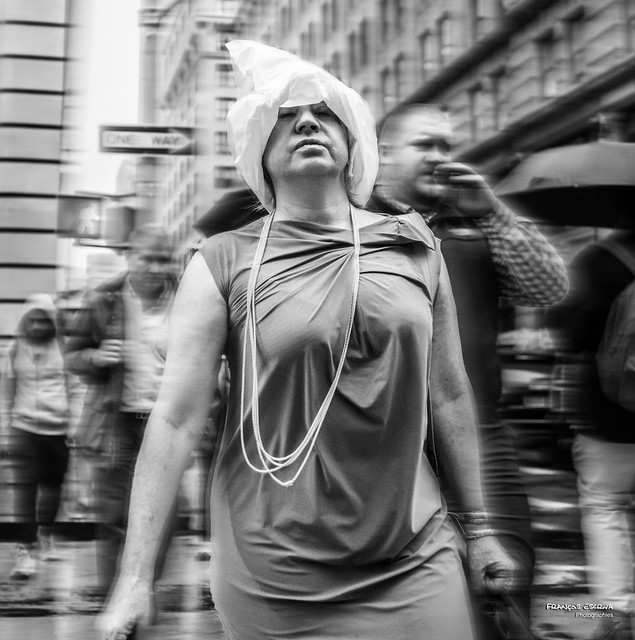 The New Yorkers - DIY Umbrella Bag