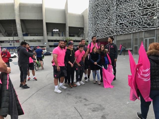 Pink ride - 7 mai 2019