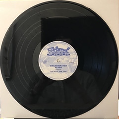 GRANDMASTER FLASH:SALSOUL JAM 2000(RECORD SIDE-B)