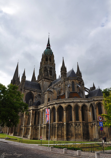 Notre Dame in Bayeux