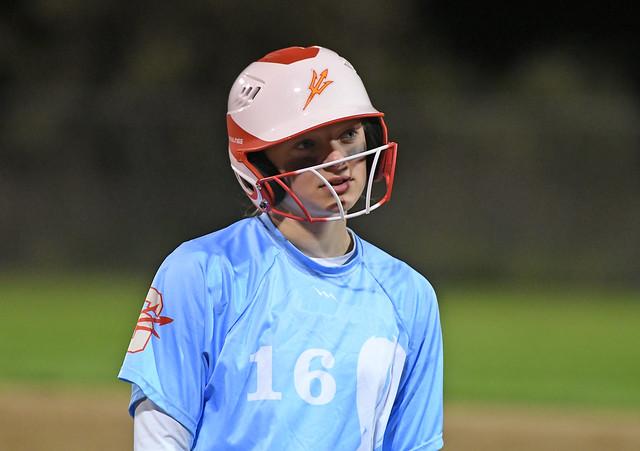 Bunnell at Straford Softball