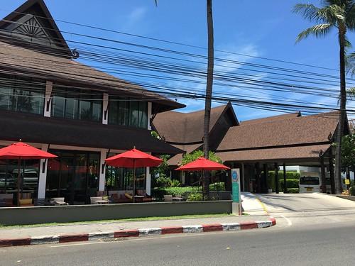 サムイ島 2019年5月 色々食べてました その5 アマリコサムイのAmaya Cafe-チャウエン北のエアコンカフェ