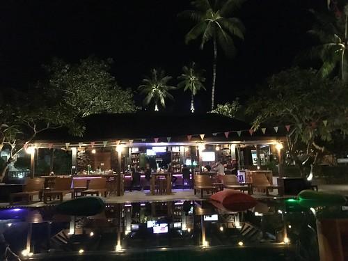 Koh samui French night コサムイ IVYビーチクラブ