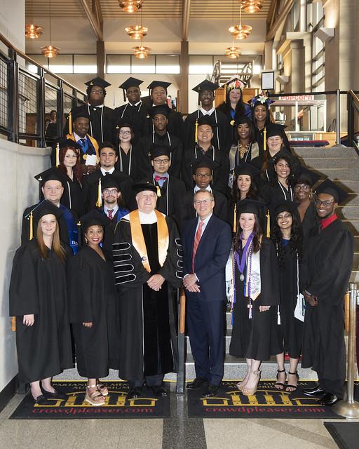 2019 SCC Graduation May 9, 2019