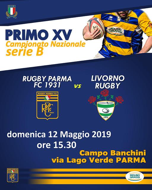 RPFC vs Livorno 12.05.19