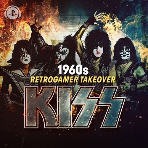 Kiss Retrogamer Takeover Playlist
