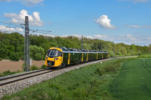 Alstom Coradia Stream Intercity New Generation ( ICNG ) VUZ Velim 10.5.2019 | by Tomáš Pelech