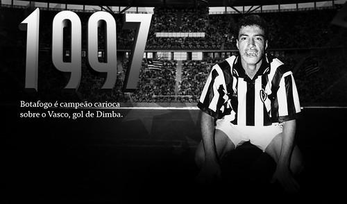 Eu vivi - Botafogo 2 x 1 Fluminense - 1997