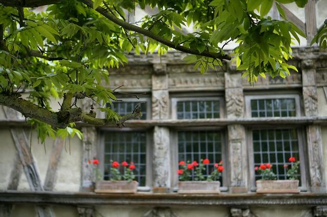 St-Brieuc old building
