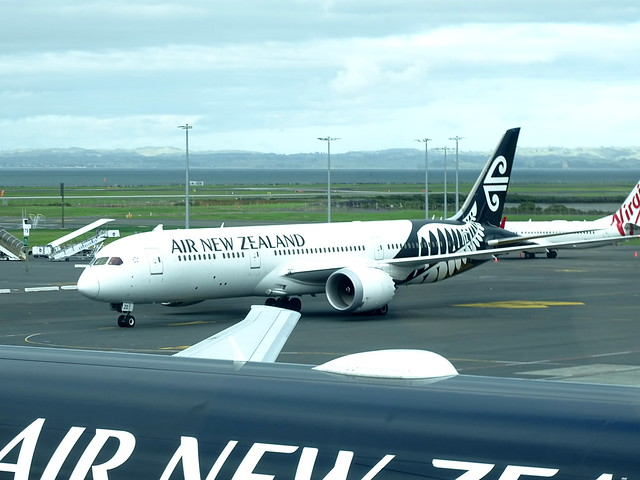 Air New Zealand Boeing 787-9 ZK-NZD