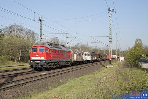 232 528 . DB Cargo . Wefensleben . 17.04.19.