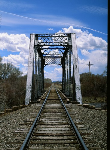 Train Bridge, La Jara, Colorado | by WestopherGuy