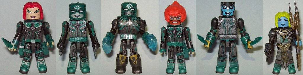 Kree Special Forces Team 02