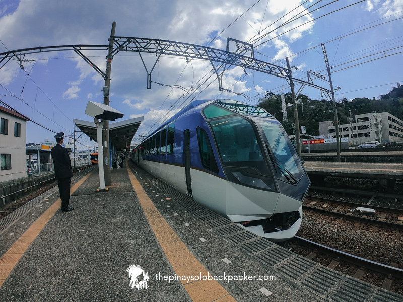 KINTETSU TRAIN - SHIMAKAZE