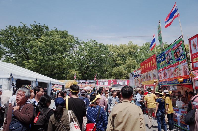 渋谷代々木公園タイフェスティバル2019