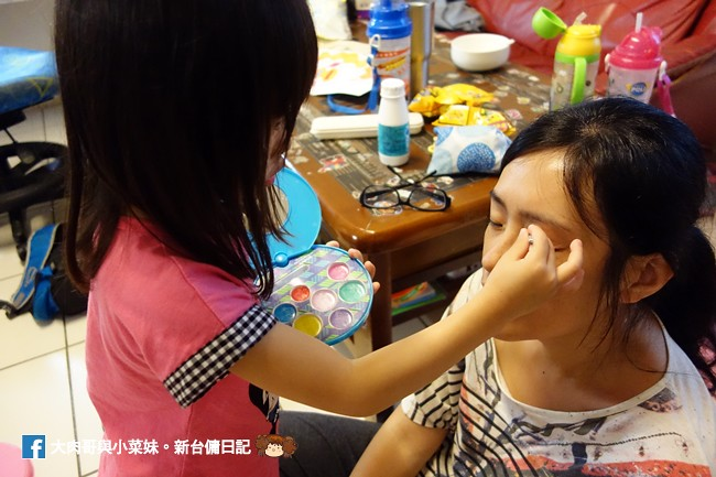 冰雪奇緣化妝美妝組 兒童彩妝 無毒化妝品 (35)