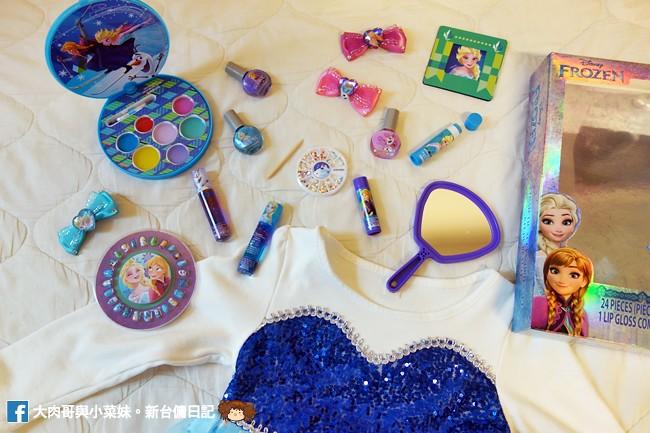 冰雪奇緣化妝美妝組 兒童彩妝 無毒化妝品 (25)