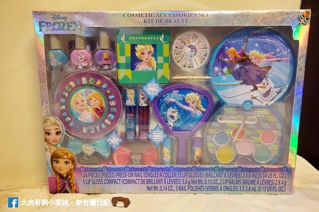 冰雪奇緣化妝美妝組 兒童彩妝 無毒化妝品 (10)