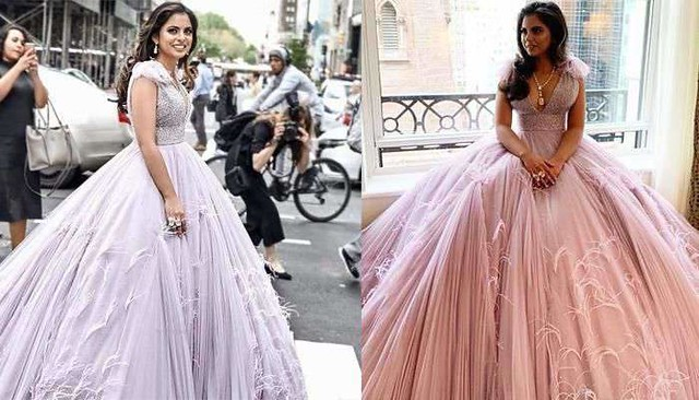 Met Gala 2019 Theme Camp Fashion: Isha Ambani Performance at