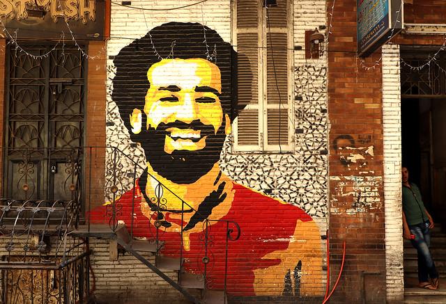 Streetart in Cairo