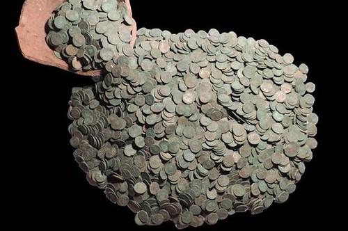 Lincolnshire Roman coin hoard