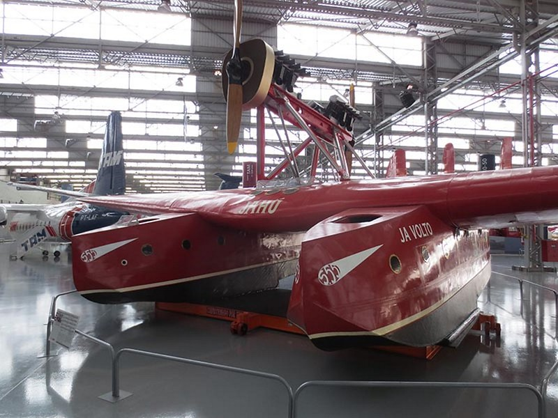 Savoia Marchetti S.55 00035