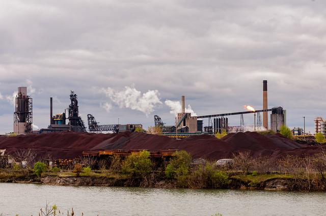 United States Steel - Zug Island